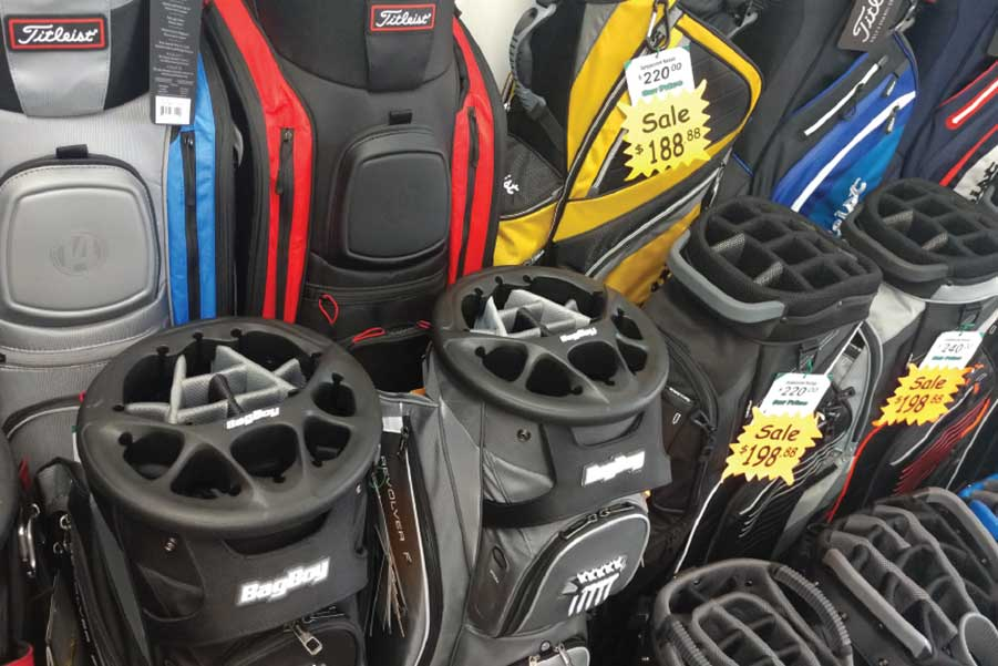 Golf Services Golf Bags