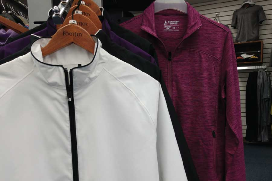 Golf Services Ladies Apparel