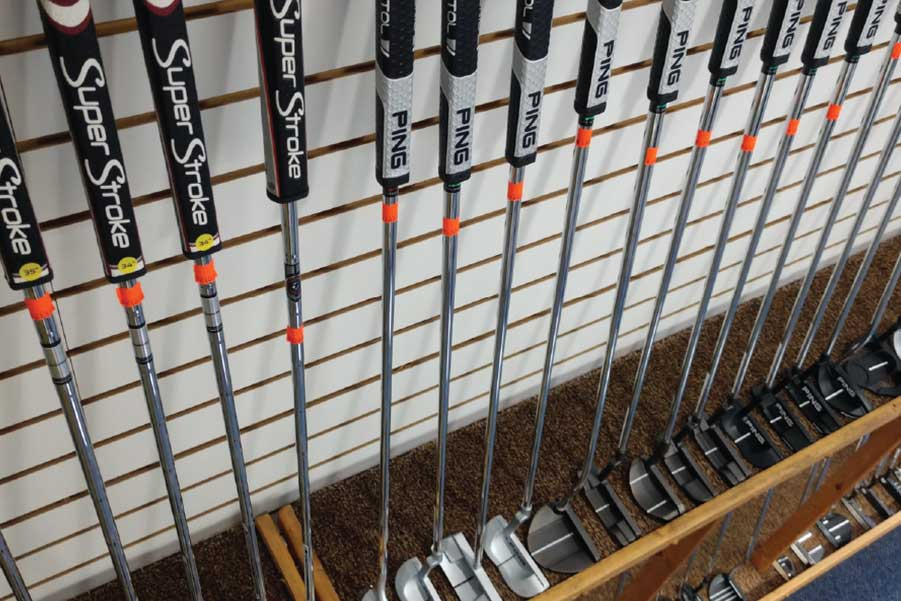 Golf Services Putters